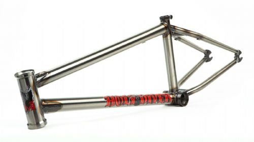 "S&M Holy Diver Frame 21"" Trans Gloss Clear"